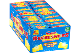 New Refreshers