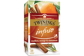 Rooibos Orange Cinnamon