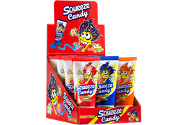 Sour Squeeze Candy