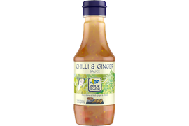 Chili & Ginger Sås 190ml