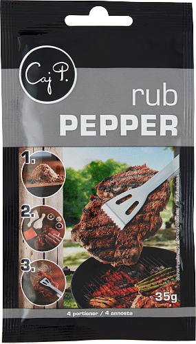 Rub Pepper