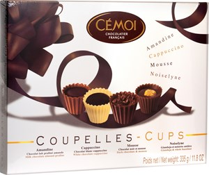 Assorted Box Cups
