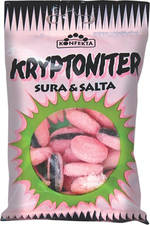 KRYPTONITER ORIGINAL