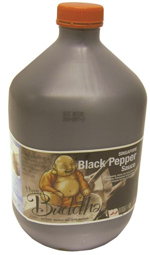 Black Pepper Sauce